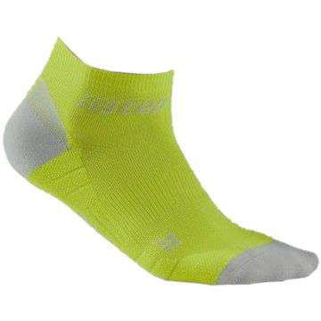 CEP Hohe Socken LOW CUT SOCKS 3.0, BLUE/GREY, M - WP5AX grün