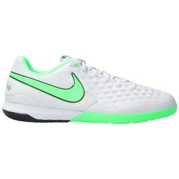 Nike Hallen-SohleREACT TIEMPO LEGEND 8 PRO IC - AT6134-030 weiß