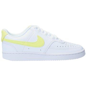 Nike Sneaker LowCOURT VISION LOW - CD5434-109 weiß