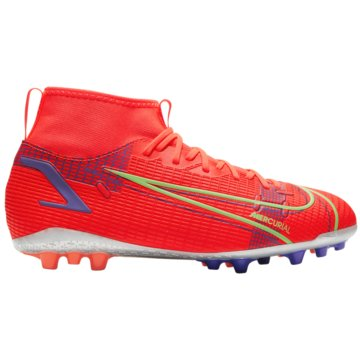 Nike Nocken-SohleMERCURIAL SUPERFLY 8 ACADEMY AG - CV0732-600 rot