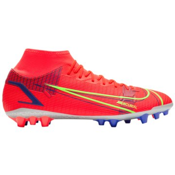 Nike Nocken-SohleMERCURIAL SUPERFLY 8 ACADEMY AG - CV0842-600 rot