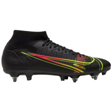Nike Stollen-SohleMERCURIAL SUPERFLY 8 ACADEMY SG-PRO AC - CW7432-090 schwarz