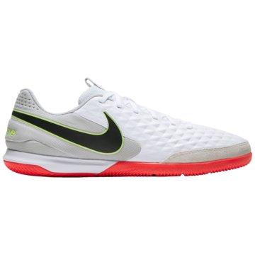 Nike Hallen-SohleTIEMPO LEGEND 8 ACADEMY IC - AT6099-106 weiß
