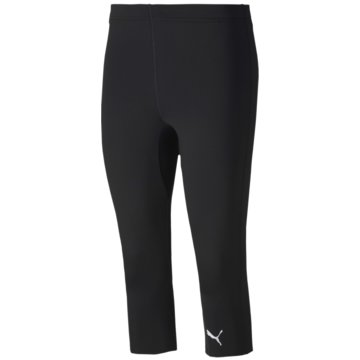 Puma 3/4 SporthosenCROSS THE LINE 3/4 TIGHT - 519596 schwarz