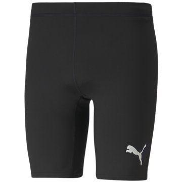 Puma TightsCROSS THE LINE SHORT TIGHT - 519669 schwarz