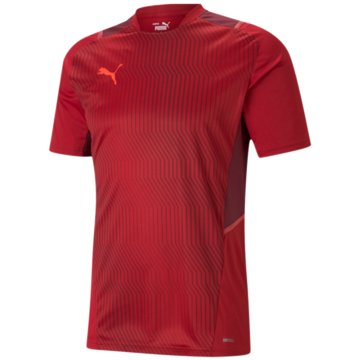 Puma T-ShirtsTEAMCUP TRAINING JERSEY - 656735 rot