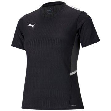 Puma T-ShirtsTEAMCUP JERSEY JR - 704387 schwarz