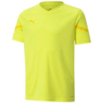Puma T-ShirtsTEAMFLASH JERSEY JR - 704395 gelb