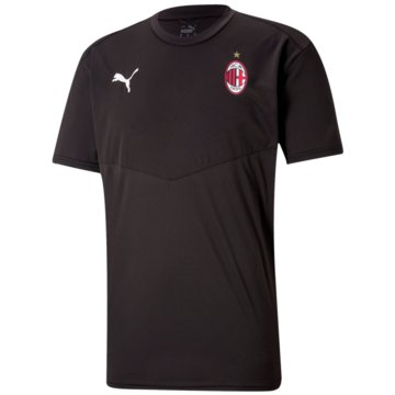 Puma Fan-T-ShirtsACM WARMUP TEE - 758632 schwarz