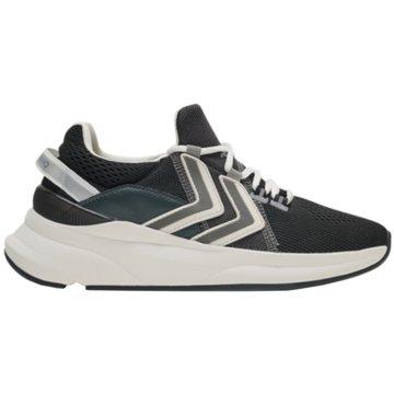 Hummel Sneaker LowREACH LX 300 - 211826 schwarz
