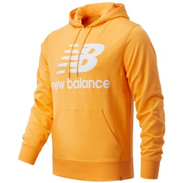 New Balance T-ShirtsESSE ST LOGO POHO - MT03558_HAB orange
