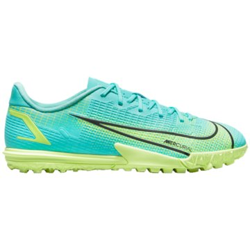 Nike Multinocken-Sohle türkis