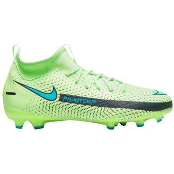 Nike Nocken-SohleJR. PHANTOM GT ACADEMY DYNAMIC FIT MG - CW6694-303 grün