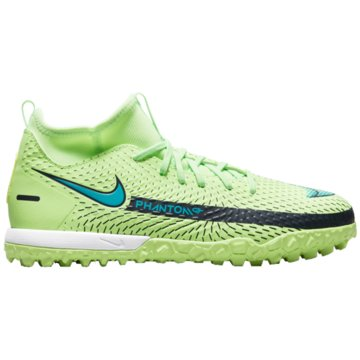 Nike Multinocken-SohleJR. PHANTOM GT ACADEMY DYNAMIC FIT TF - CW6695-303 grün