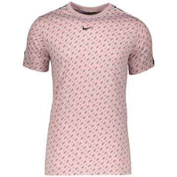 Nike T-ShirtsM NSW REPEAT SS TEE PRNT - DD4498-646 -