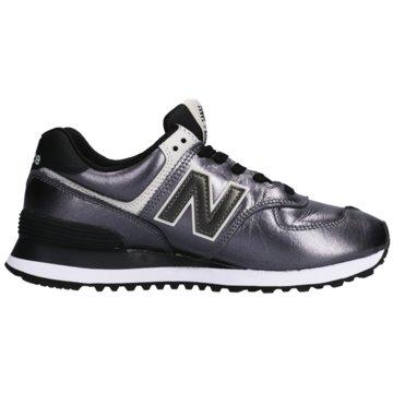 New Balance Sneaker LowWL574WNF - WL574WNF B schwarz