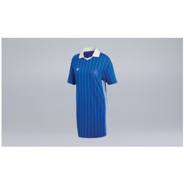 adidas Kleider blau