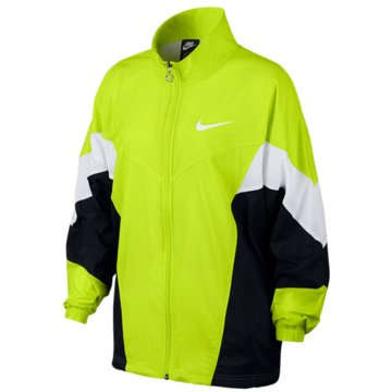 Nike Trainingsjacken grün