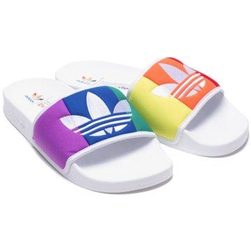 adidas Sportlicher SlipperADILETTE PRIDE -