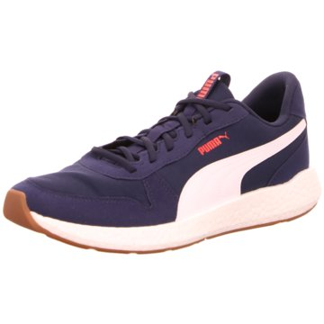 Puma Sneaker LowNRGY Neko Retro blau