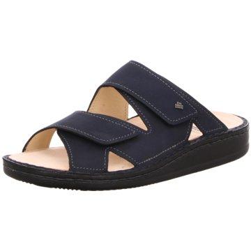 FinnComfort Komfort PantoletteDanzig-S blau