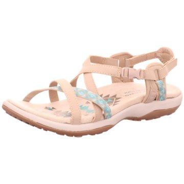 Skechers Komfort Sandale beige