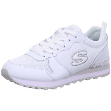Skechers Sneaker LowGold'n Gurl weiß
