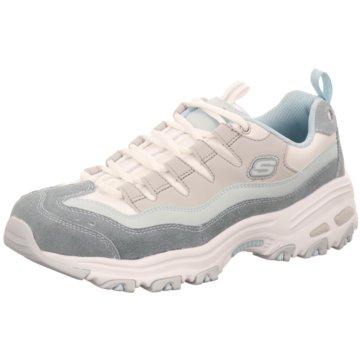 Skechers Plateau Sneaker beige