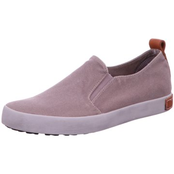 Blackstone Slipper grau