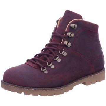 Birkenstock Boots lila