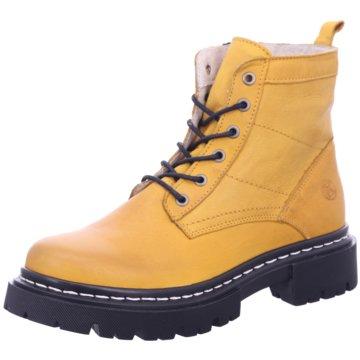 Post XChange Boots gelb