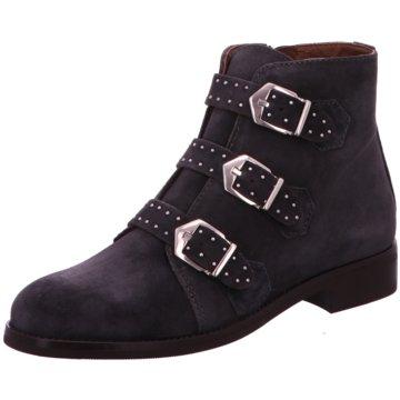 Alpe Woman Shoes Klassische Stiefelette schwarz