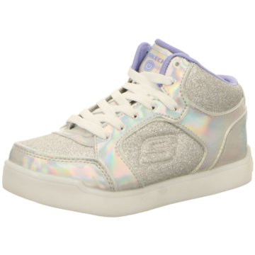 Skechers Sneaker High silber