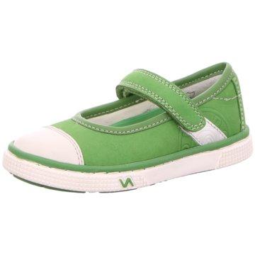 Vado Spangenschuh grün