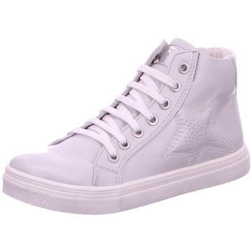ASSO Sneaker High silber