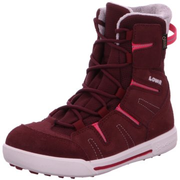 d535145bf3a00a LOWA SchnürstiefelLilly II GTX Mid Stiefel Kinder Outdoorschuhe rot rot