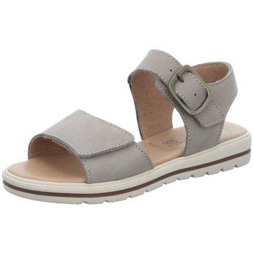 Micio Offene Schuhe beige