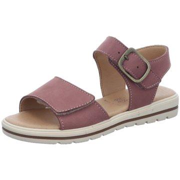 Micio Offene Schuhe rot