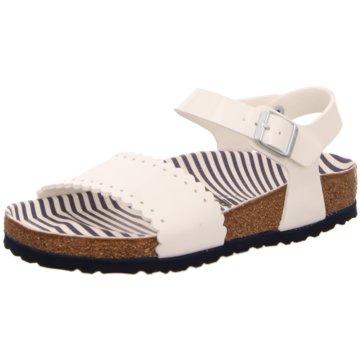 Birkenstock Sandale weiß