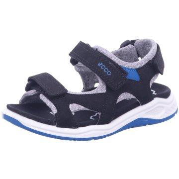 Ecco Offene Schuhe schwarz