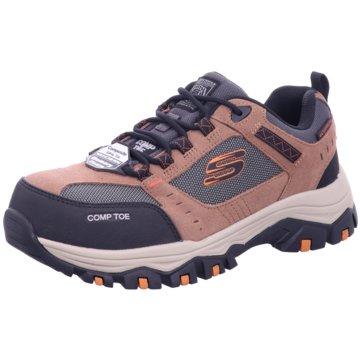 Skechers Outdoor Schuh braun