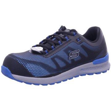 Skechers Wander- & Bergschuh blau