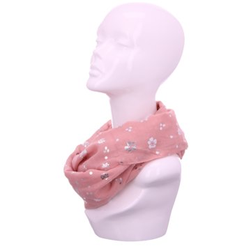 Elisa Tücher & Schals rosa