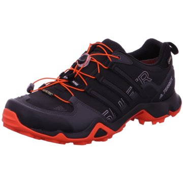 adidas Hikingschuhe schwarz
