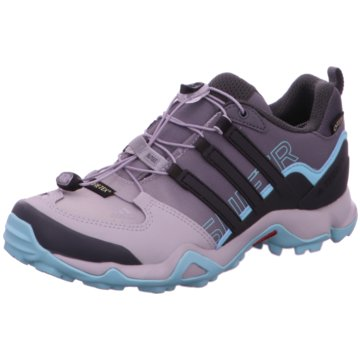 adidas Outdoor SchuhTerrex Swift R GTX Damen Outdoorschuhe Trail-Running grau blau grau