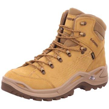 LOWA Outdoor Schuh gelb