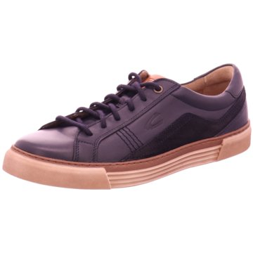 camel active Sneaker Low blau