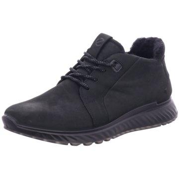 Ecco Sneaker LowJORES schwarz