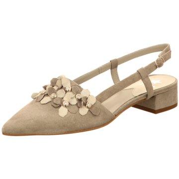 Maripé Top Trends Sandaletten beige
