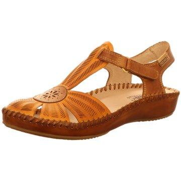 Pikolinos Komfort Sandale braun